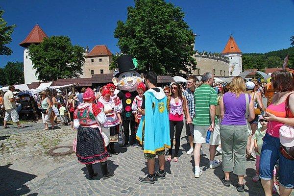 Európske ľudové remeslo. Do Kežmarku každoročne priláka tisícky návštevníkov.