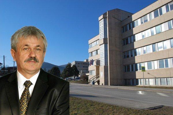 Okresný úrad vRožňave. Novým prednostom je Ján Babič.