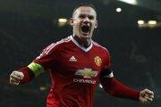 Wayne Rooney pôsobí v Manchestri United už dvanásť rokov.