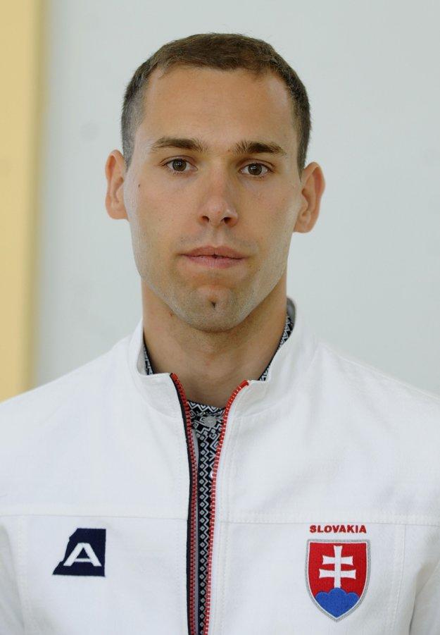Juraj Tužinský reprezentoval Slovensko aj na OH 2012 v Londýne.