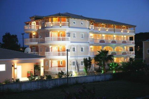 Hotel Dinos(3*), Zakynthos, Grécko