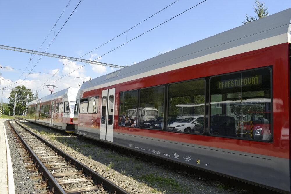 Tatranské električky premávajú iba po Tatranskú Polianku.