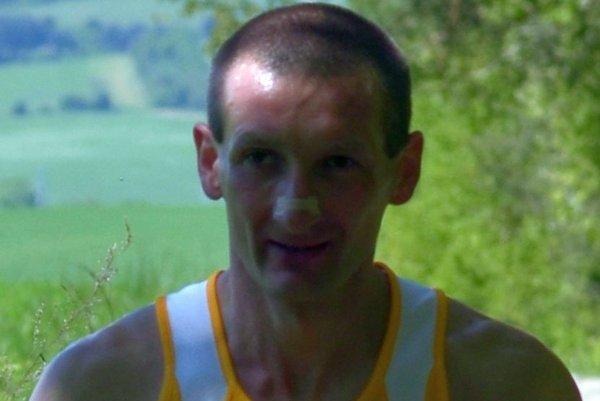 Tomáš Kamas. Vybojoval bronz.