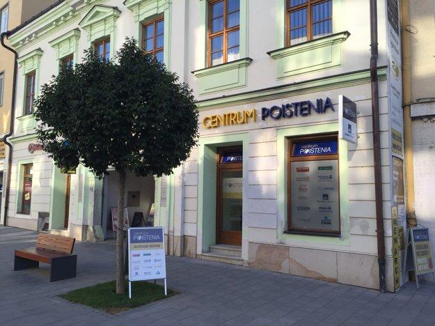 Centrum poistenia nájdete v Trnave na Hlavej ulici