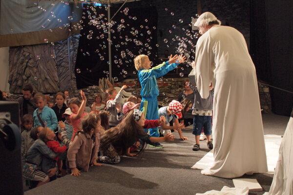 Špania Dolina ožije divadelnou tvorbou už tento týždeň.