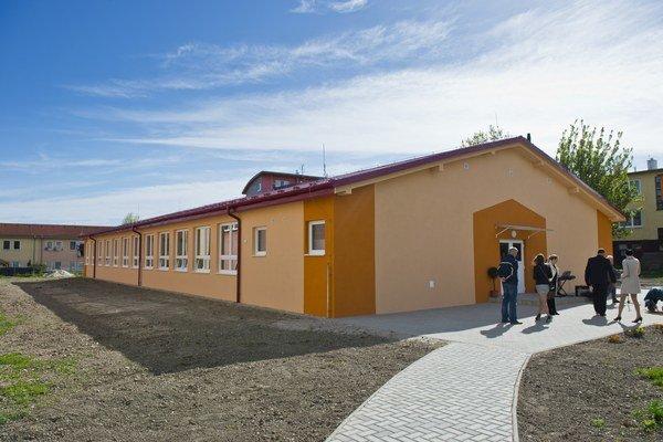 Novej školy sa dočkali aj v Dunajskej Lužnej