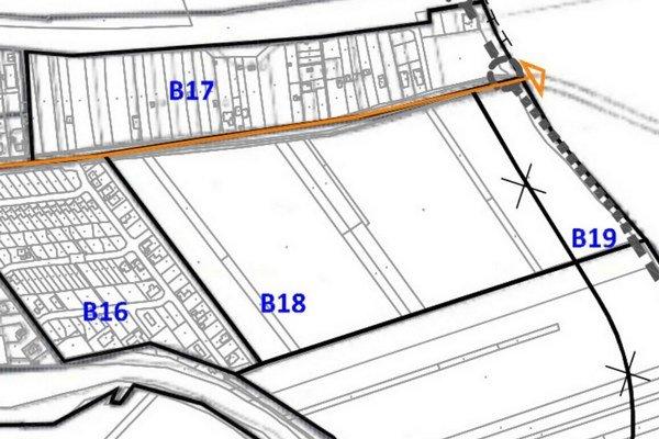 Na Dombaloch má vyrásť 133 rodinných domov, deväť bytových a 29 domov v radovej zástavbe.