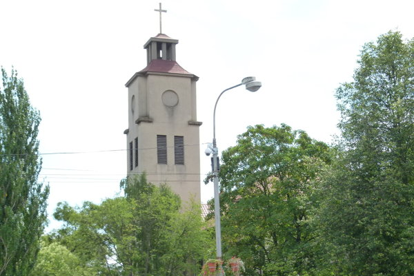 Kostol sv. Jakuba.