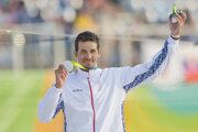 Matej Beňuš získal striebornú olympijskú medailu.