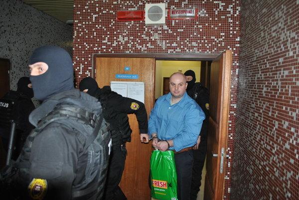 Branislav Adamčo. Od vraždy Sisáka má pokoj.