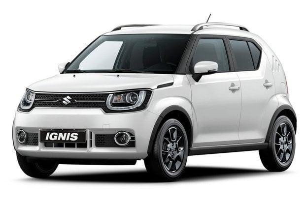 Suzuki Ignis sa v Európe začne predávať v januári 2017