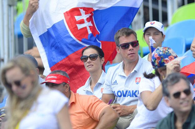 Michal Martikán sledoval vystúpenia slovenských vodákov priamo v Riu de Janeiro.