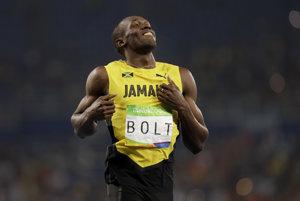 Usain Bolt bude ešte väčším favoritom ako na stovke.