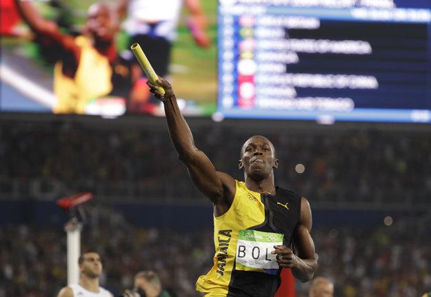 Usain Bolt sa stal žijúcou šprintérskou legendou.