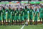 Nigéria získala bronzové medaily na futbalovom olympijskom turnaji.