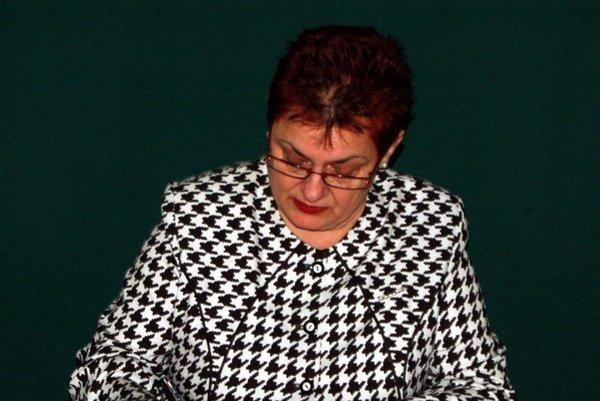 Magda Haburová