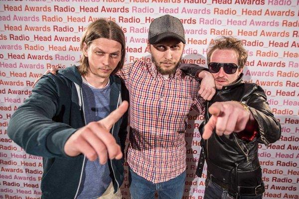 Martin, Ľuboslav a Tomáš. Za ostatný album získali cenu Radio Head Awards.