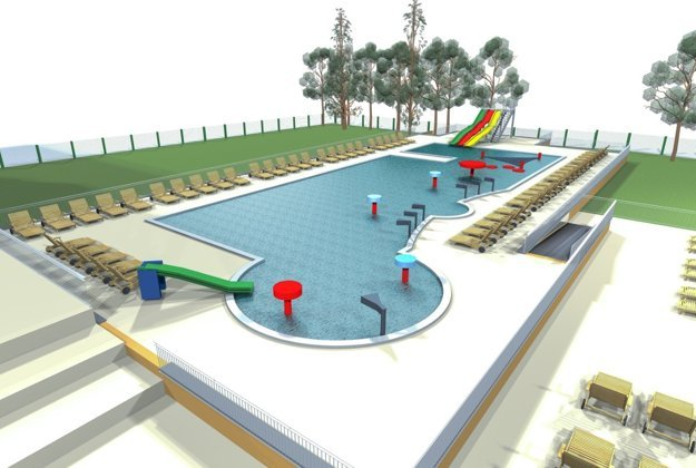 Rozpočet na celý projekt je približne milión sedemstotisíc eur.