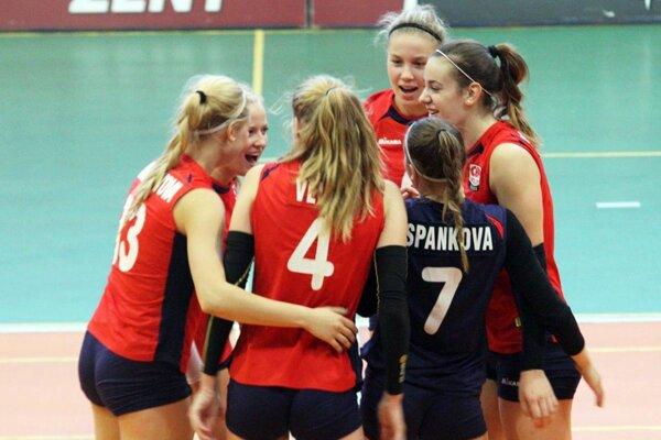 Na šampionáte sa v drese SR predstaví aj niekoľko dievčat, ktoré poznáme z dresu COP Nitra.