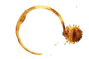 Efekt kávových prstencov.
