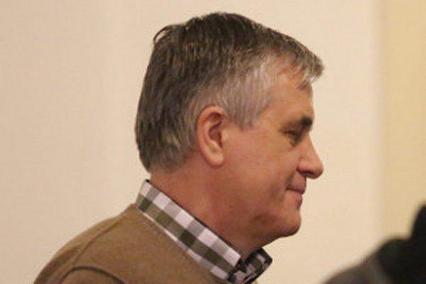 Bývalý primár skalickej urológie Jozef Marenčák.