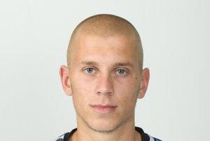 Róbert Petruš už v novom drese Iskry Borčice.