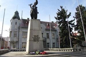 Pomník Osloboditeľov.
