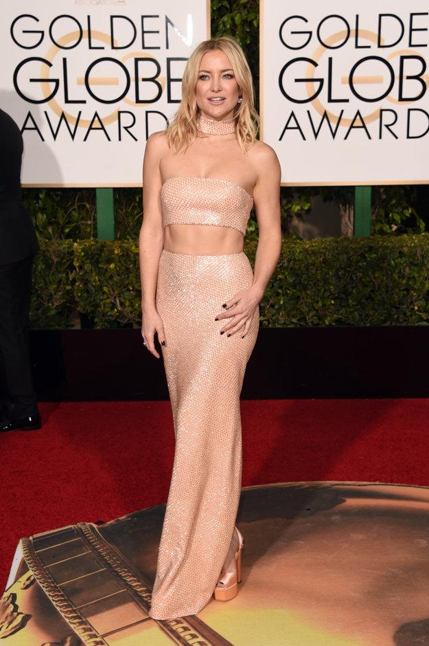 Dokonalá postavička.Kate sa udržiava vo forme.