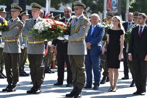 SNP si pripomenuli pri pamätníku osloboditeľov