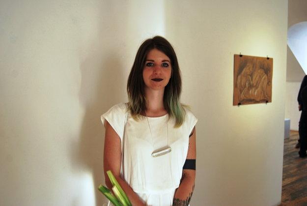 Maliarka, ktorá rada tetuje- Andrea Kopecká.