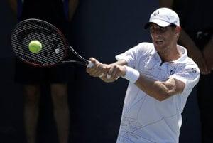 Martin Kližan skončil v dvojhre mužov na US Open už v prvom kole. Teraz si zahrá mix.