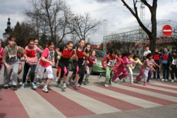 Podujatie navštívili deti v hojnom počte aj počas prázdnin.
