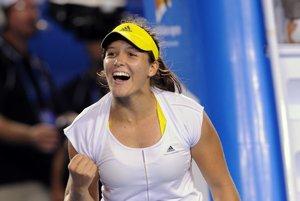 Laura Robsonová mala minimálnu šancu nastúpiť a tak zamierila na dovolenku. Aj minimálna šanca sa však ukázala ako možná. Na US Open sa predstaví.