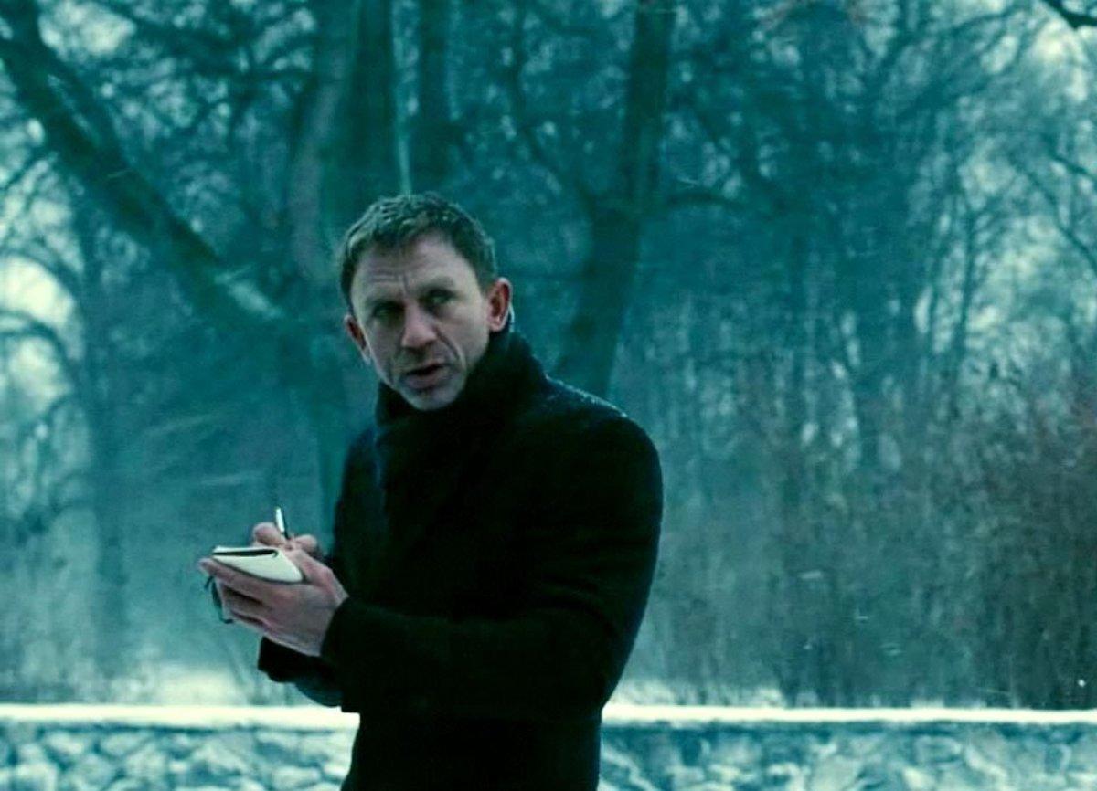 b173d1f172ba Daniel Craig vo filme Muži