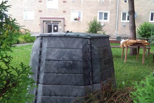 V meste rozdali viac ako 6-tisíc kompostérov.