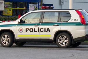 Polícia sa zatiaľ k prípadu nevyjadruje. Ilustračné foto.