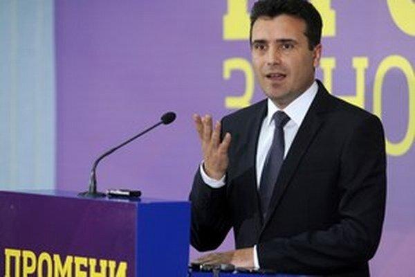 Zoran Zaev vyhlásil, že sa nezúčastní v Bruseli na rokovaniach o ukončení niekoľko mesiacov trvajúcej politickej krízy.