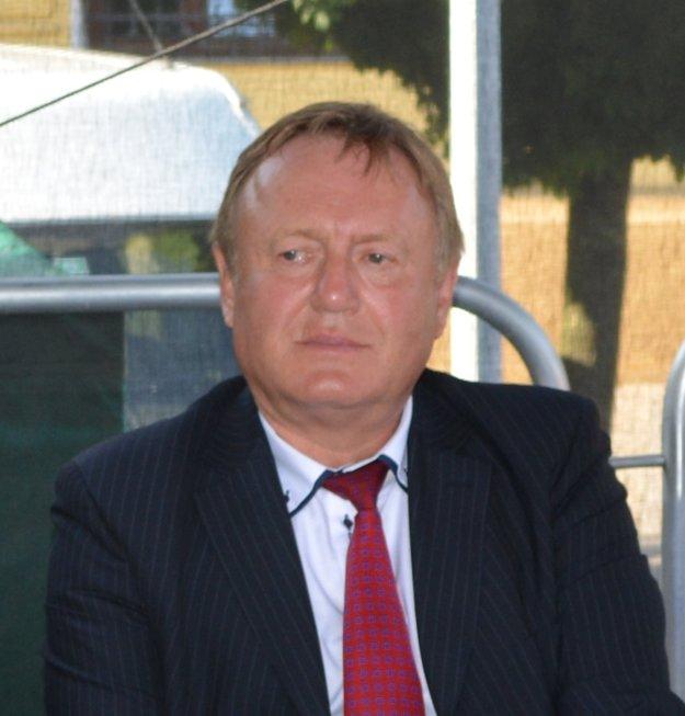 Gastroenterológ a riaditeľ novomestskej nemocnice Miroslav Šorf.