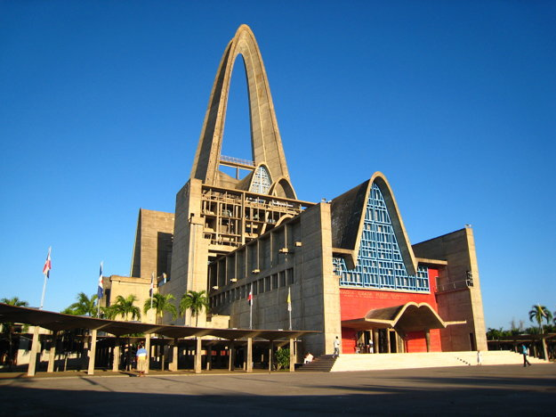 Basílica Nuestra Señora de la Altagracia.