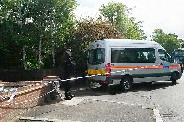 Detektívi zadržali členov gangu v Londýne a neďalekom Kente.