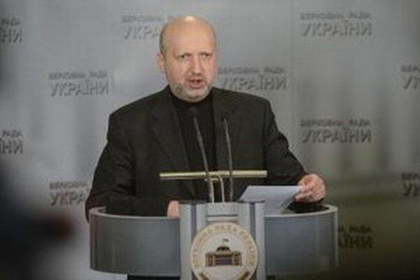 Olexandr Turčynov.