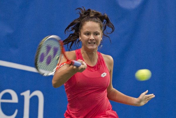 Mladá Kužmová vo finále neuspela.