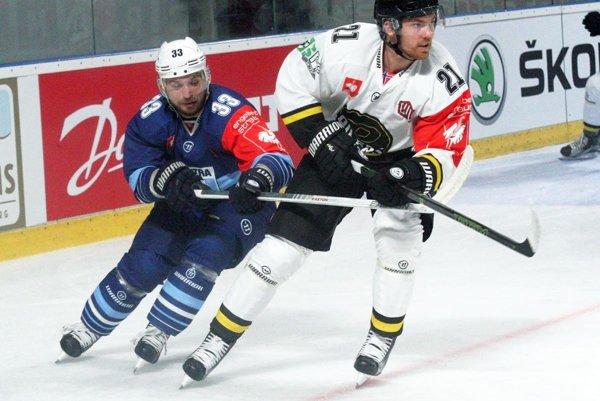 Tibor Kutálek strelil víťazný zásah do siete Stavangeru a napravil tak svoju chybičku, ktorá predchádzala jedinému gólu hostí.
