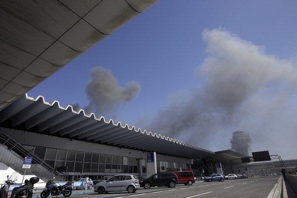 Požiar spôsobil na letisku škody za viac ako desať miliónov eur.