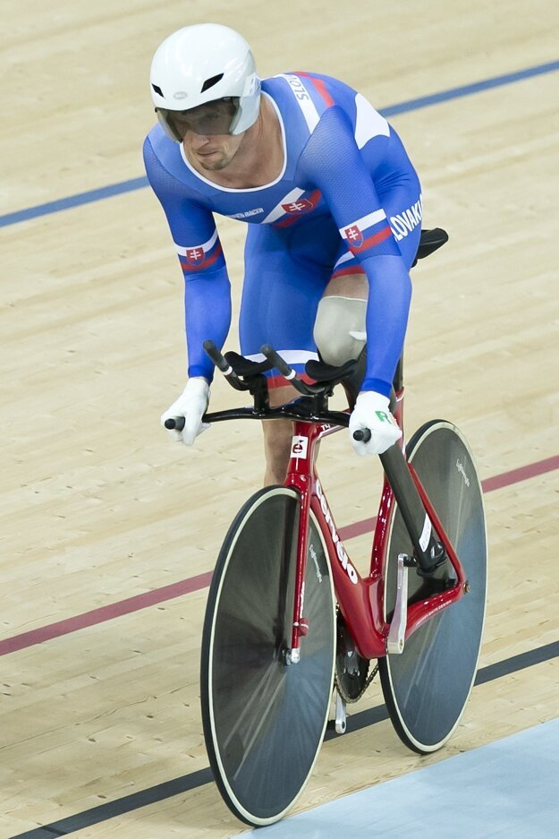 Metelka vybojoval pre Slovensko po Vadovičovej druhú paralympijskú medailu v Riu.
