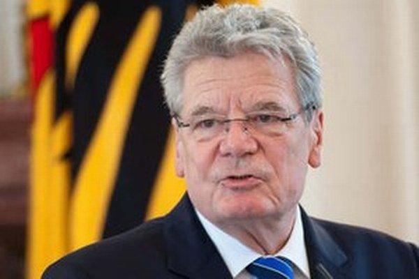 Nemecký prezident Joachim Gauck naznačil možnosť reparácií Grécku za škody, ktoré mu Nemecko spôsobilo počas druhej svetovej vojny.