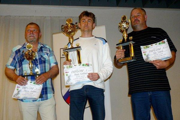 Zdeno Ambro (vľavo).