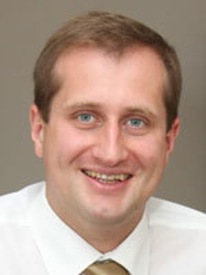 Artem Malgin, vicerektor MGIMO.