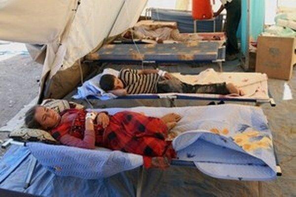 ltraradikáli z Islamského štátu zabili mimo bojov v Sýrii od konca júna už najmenej 2 154 ľudí.