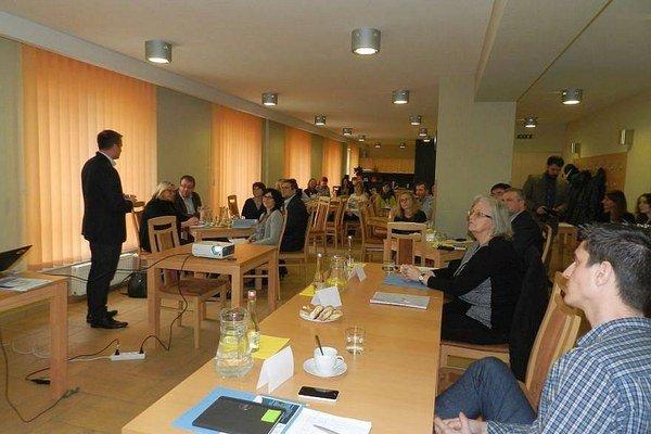 Otváracia konferencia projektu.